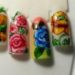 Стоимость дизайна ногтей в СПб